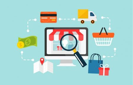 Manage Accounts and Data for E-commerce Sellers