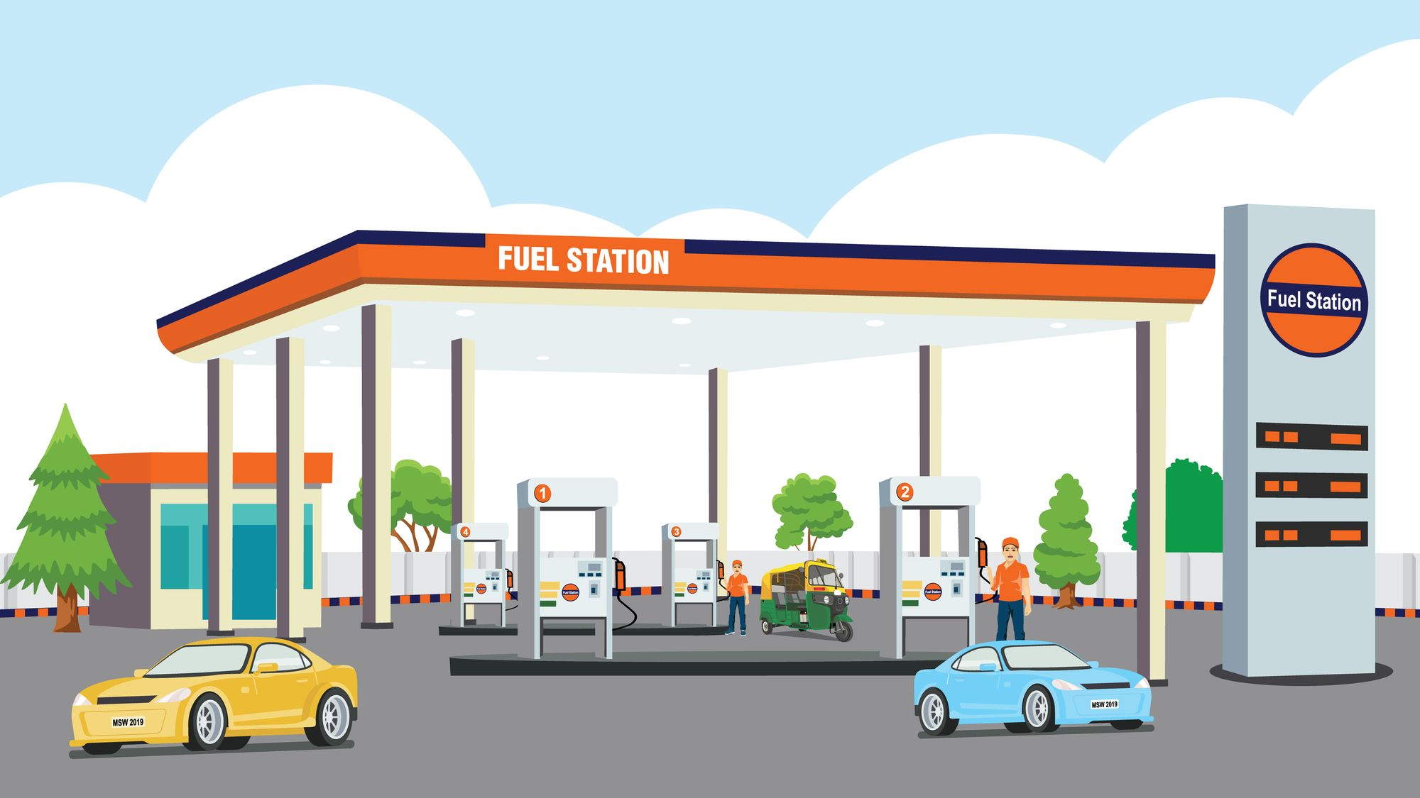 How to Start Your Own Petrol Pump Business?